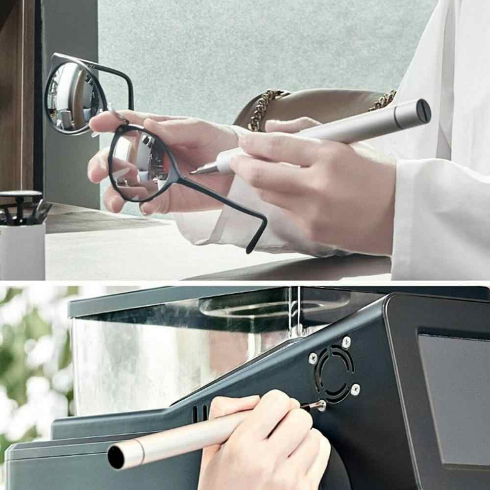 Xiaomi mijia wowstick 1p + kit chave de fenda elétrica sem fio chave de fenda de energia multi-posicional s2 liga de alumínio reparo do telefone