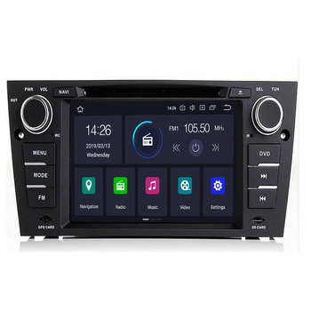 AutoRadio 2 din GPS Android 10 Car DVD Head unit For BMW E90 E91 E92 E93 2006 2007 2008 2009 2010 2011 2012 navigation 4G WIFI image