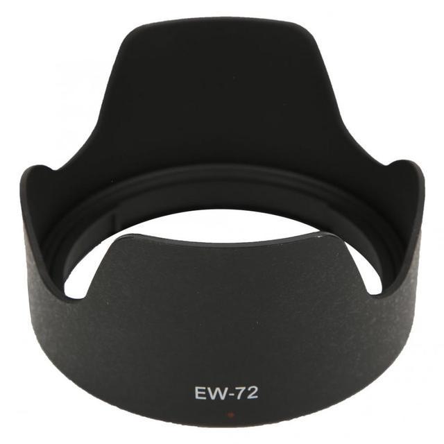 Zonnekap EW 72 Plastic Zonnekap Vervanging Voor Canon Ef 35 Mm F/2.0 Is Usm