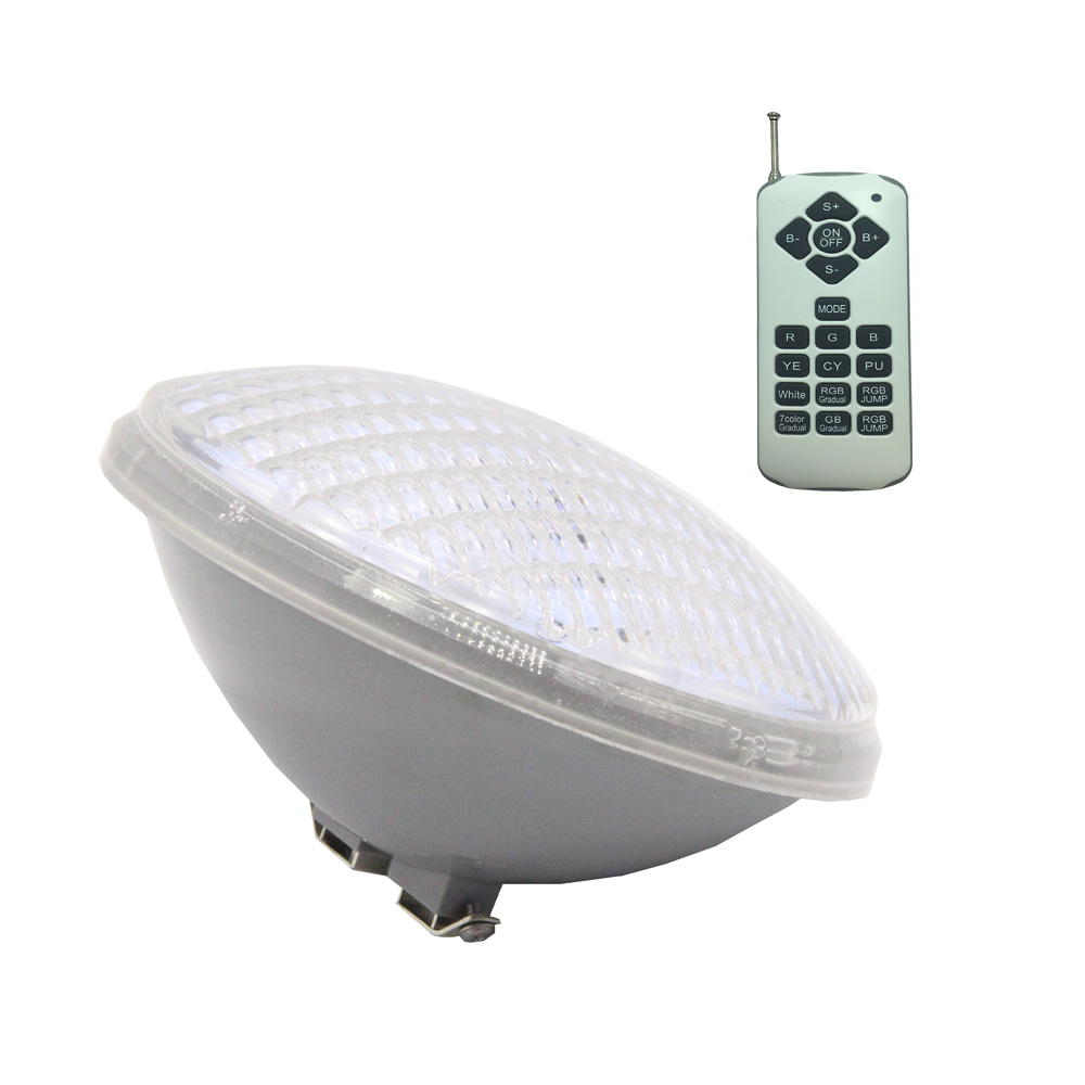 18W 36W 54W Poollight LED PAR 56 Underwater Spotlight RGB Piscina Pond Lighting Warm White Cold White