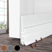 Under Door Draft Stoppers Weather Stripping Energy Saving Wind Blocker Window Seal Strip Noise Stopper Insulator Door Prevent