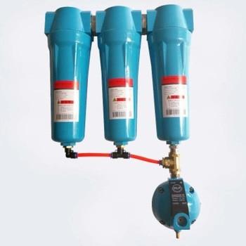 Separador de agua y aceite de alta calidad 035 Q P S C, accesorios para compresor de aire, filtro de precisión de aire comprimido, secador QPSC