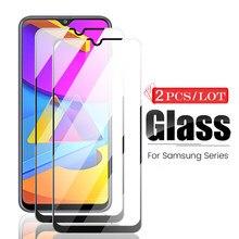 Peças De Vidro para Samsung Galaxy A70S 2 A30S A40S A50S A20S A20e A10 A20 A30 A40 A50 A70 Protetor de Tela UM 50 70 70 S Vidro Temperado