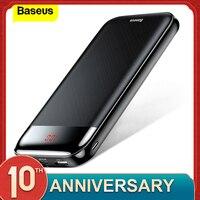 Baseus 20000 mAh Power Bank 20000 mAh LCD USB C PD szybkie ładowanie Powerbank przenośna bateria zewnętrzna ładowarka do Xiaomi Poverbank w Powerbank od Telefony komórkowe i telekomunikacja na