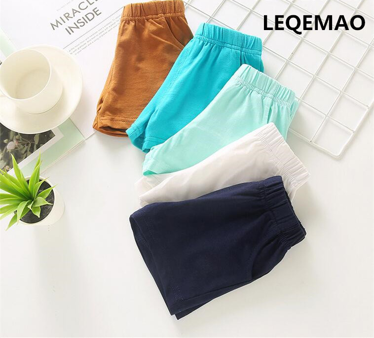 2019 New Summer Men's Quick Dry Beach Shorts Bathing Pockets Candy Color Elastic Waist Casual Shorts  TH814