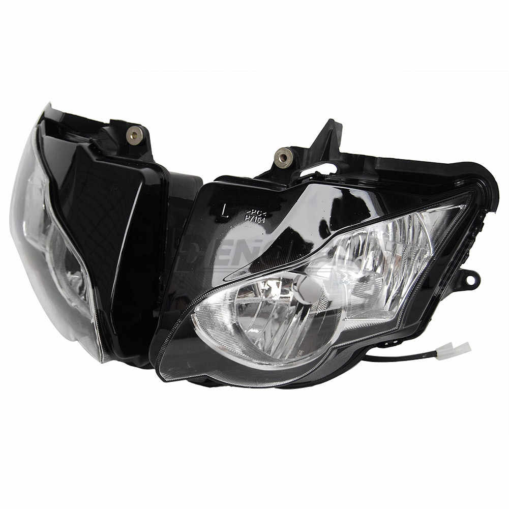 US Headlight Headlamp Clear For Honda CBR1000RR CBR1000 2008 2009 2010 2011