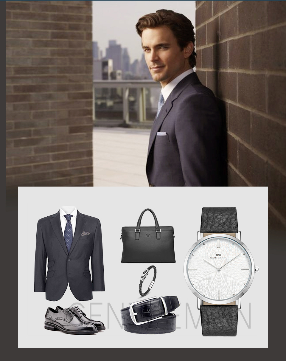 Ensemble de montres pour hommes