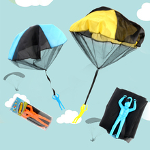Toys Parachute-Toys Hand-Throwing Sports-Game Outdoor Early-Education Kids Mini Children's