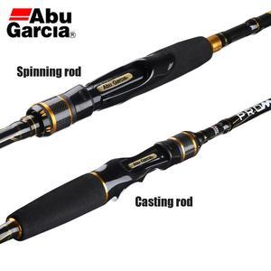 Image 5 - 2019 abu garcia pro max pmax baitcasting vara de pesca carbono m mh ml potência ação rápida água salgada pesca tackle1.98m 2.13m 2.44