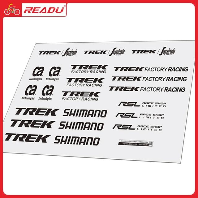 Trek Segafredo Sticker R951