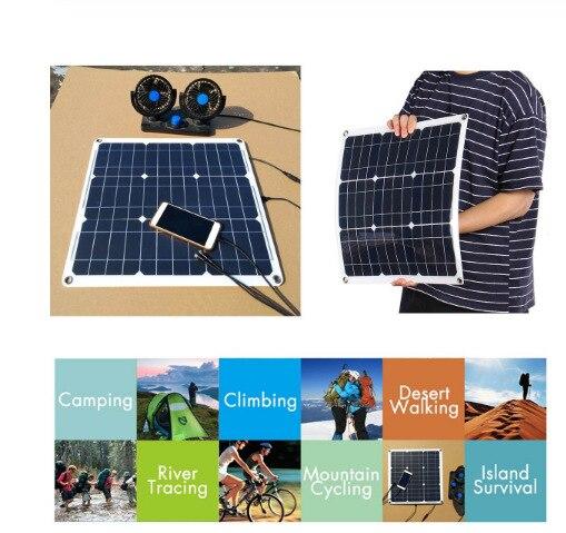 100w 2 painel solar kit 40a 01