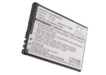 Cameron Sino 1250mAh batería para Nokia 808.808 PureView Lankku N9 16G N9 64G BV-4D