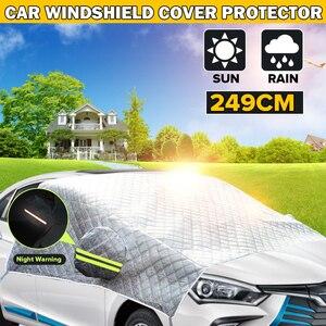Universal Car Windshield Mirro