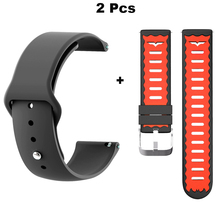 22mm Bracelet Band For Xiaomi Huami Amazfit GTR 47mm Pace Stratos 2 Watch Strap For Samsung Gear S3 Galaxy 46mm Correa Watchband
