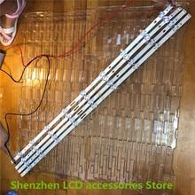 """8 Chiếc Đèn Nền LED Dây 9 Đèn Cho LG 47 """"TV Innotek Drt 3.0 47"""" 47LB6300 47GB6500 47LB652V 47lb650v LC470DUH 47LB5610 47LB565V"""