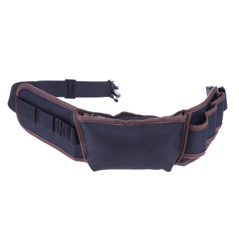 Multifunction Zipper Cloth Tool Bag Instrument Storage Pouch Holder