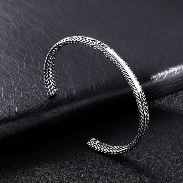 Купить новый старинный посеребренный браслет будды банкетный аксессуар