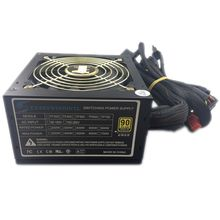 600W Komputer PC Power Supply Komputer PC CPU Power Supply 20 + 4-PIN 12 Cm Penggemar ATX 12V Molex PCIe W/SATA PCIE Desktop Gaming PSU(China)