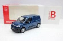 Новинка! Norev 3 дюйма 1/64 масштаб Citroen Berlingo Van 2018 литые игрушечные автомобили для коллекции в подарок