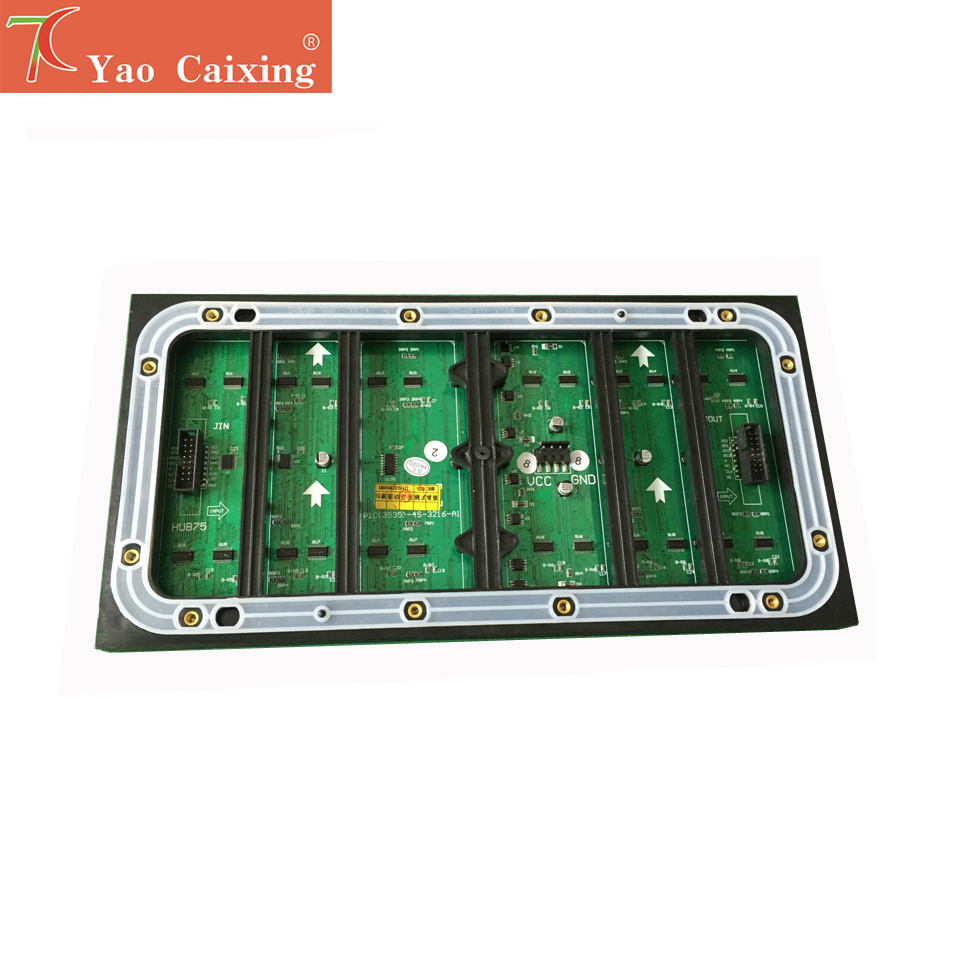 Free shipping outdoor p10 full color module for sample  waterproof equipment cabinet led display screen