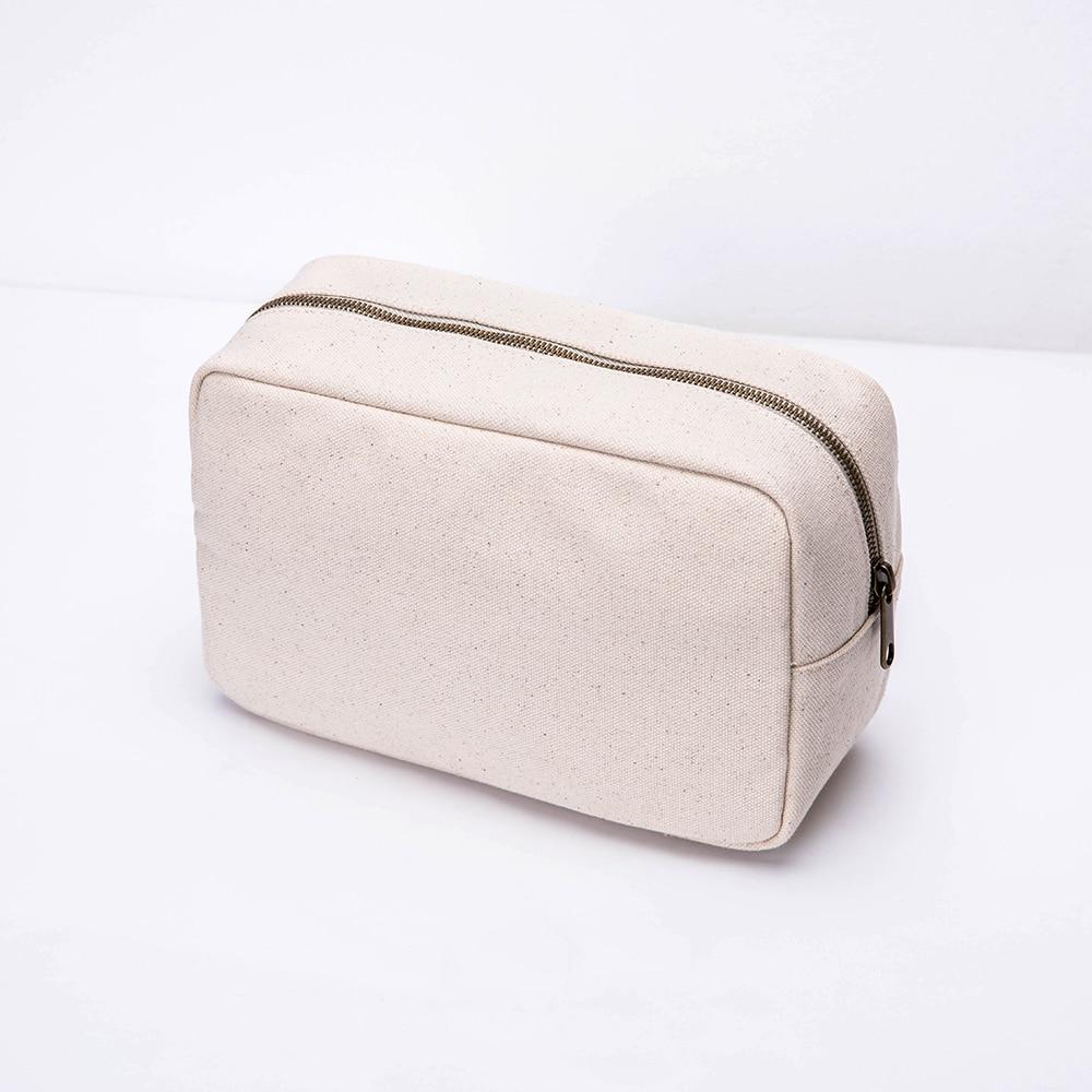 Storage Bag New Women's Bag Harajuku Canvas Bag Japanese And Korean Cloth Bag Cosmetic Bag Clutch