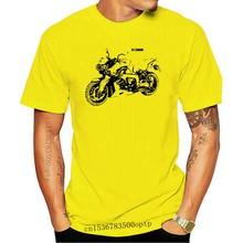2019 Fashion K 1300R T-Shirt mit Grafik K1300R Motorcycyle Rally K 1300 R Motorrad Fahrer Tee shirt