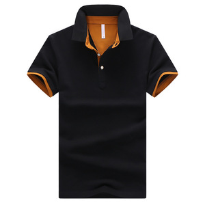 Image 5 - Men Polo Shirt Summer Deer Print Short Sleeve Polos Fashion Streetwear Plus Size Tops Men Cotton Sports Casual Golf Shirts