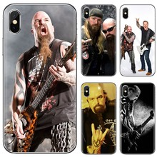 Kerry King Đàn Guitar Slayer Crazy In Mềm TPU Bao Da Cho Xiaomi Redmi 4A 7A S2 Note 8 3 3S 4 4X 5 Plus 6 7 6A Pro Pocophone F1(China)