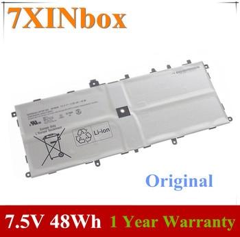 "7XINAbox 7,5 V 48Wh 6320mAh оригинальный VGP-BPS36 Аккумулятор для ноутбука Sony для Vaio Duo 13 Convertible Touch 13,3 ""SVD13211CG"