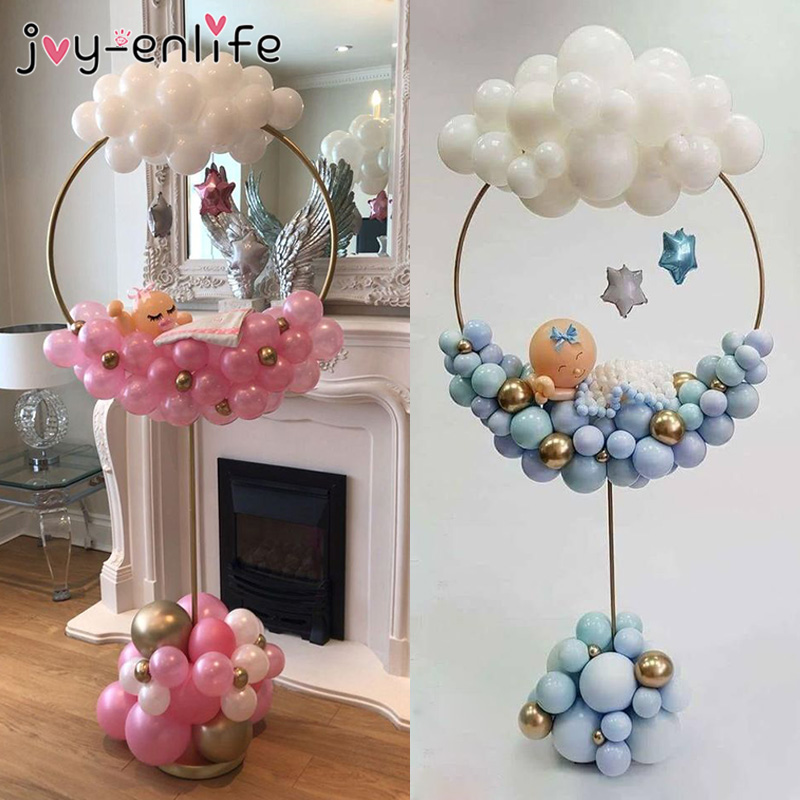 1set-163x69cm-Wide-Circle-Balloon-Stand-Arch-for-Wedding-Decoration-Baby-Shower-Kids-Birthday-Party-Background (4)