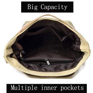 Image 5 - сумка женская через плечо большая шоппер большие сумки женские распродажа толстый холст пляжная сумка для покупок Высокого качества