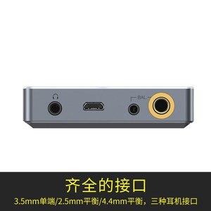 Image 2 - FiiO AM3E 2.5MM + 3.5MM + 4.4MM מאוזן מגבר מודול X7 בלעדי מגבר מודול Q5s סטנדרטי אוזניות מגבר חלק