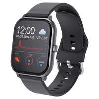 MKS5 Smart Watch Waterproof Fitness Sport Watch Heart Rate Tracker Call/Message Reminder Bluetooth Smartwatch For Android iOS