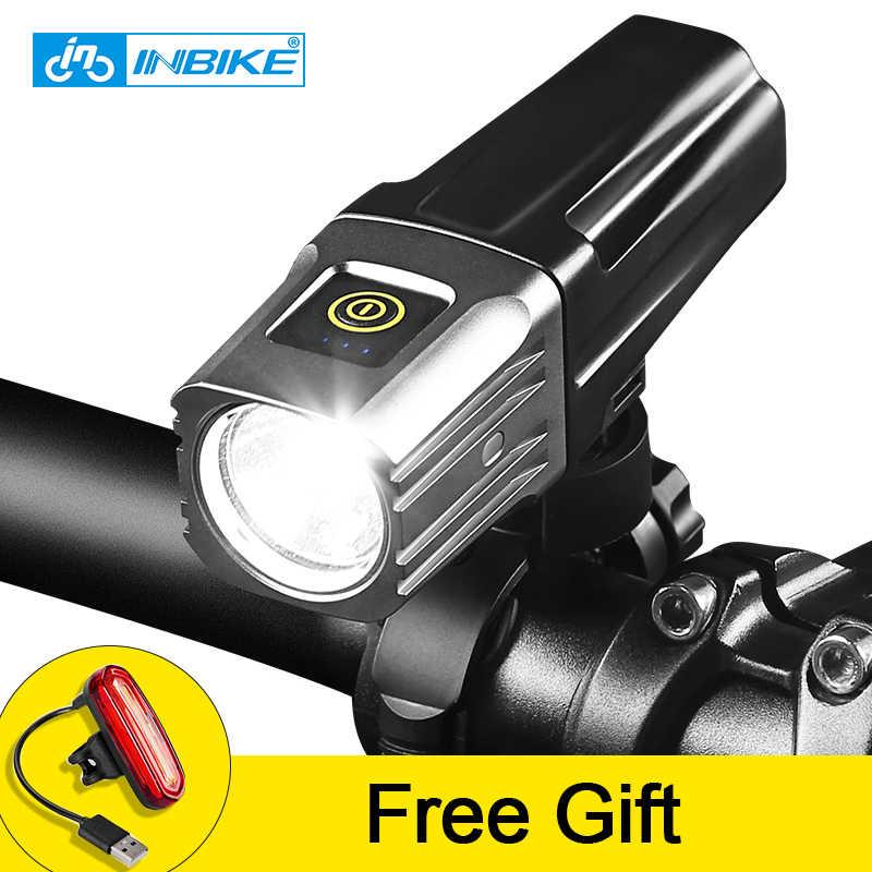 Professionele 1600Lumen Fiets Licht 5000 Mah Light Bike Usb Oplaadbare Fietsen Zaklamp Lamp Waterdicht Led Zaklamp Koplamp