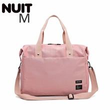 Female Fashion Oxford Bags Women Duffel Luggage Soft Travel Tote Bag Large Capacity Bags Handbags Ladies Traveling Bag недорого