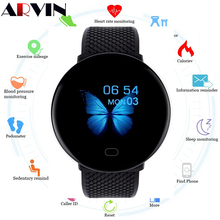 לארווין 2020 גברים Smartwatch ספורט מד צעדים חכם שעון גשש כושר קצב לב צג נשים שעון עבור אנדרואיד