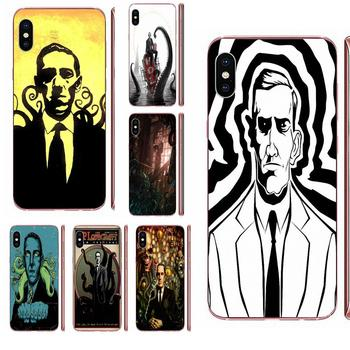 For Huawei Honor 10 10i 20 20i 8S lite Y9 Prime Y7 2019 Y5 2018 p40 lite pro TPU Fashion Case Cool Lovecraft Film Festival image