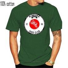 Клубная футболка Kimura Judo, 100% хлопок премиум-класса, бренд Karate Sumo, Летний стиль, хлопковая Мужская уникальная уличная одежда, мужская футболка