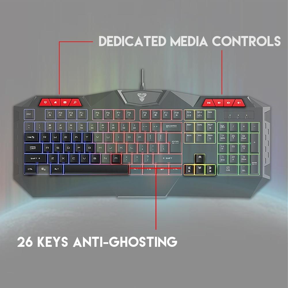 Fantech P31 Keyboard, Mouse and Mousepad 5
