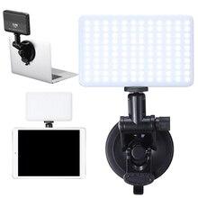 Ulanzi Vijim VL81 מיני LED וידאו אור על מצלמה תמונה סטודיו תאורה רך מפזר Tiktok Youtube Livestream Vlog אור