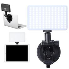 Ulanzi Vijim VL81 Mini luz LED para vídeo en cámara iluminación de estudio fotográfico difusor suave Tiktok Youtube Livestream Vlog Light