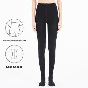 Image 2 - CI 0002 Professional 2# Pressure Legs Shaper Tights Shapewear