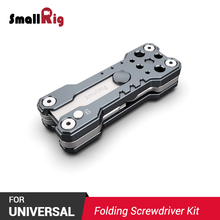 SmallRig DSLR Camera Rig Folding Screwdriver Kit Hunter Small Size Easy Carry  AAK2373 цена и фото