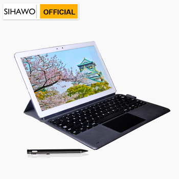 Helio X27 Deca Core Android 8.0 Tablet PC 12 2560x1600 Display 4G Phone Call 8GB RAM 128GB ROM Dual SIM Cameras 2 in 1 Tablets 10 1 inch original 4g lte phone call google android 7 1 1 mt6797 10 core ips tablet wifi ram 6gb rom 128gb metal tablet pc