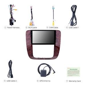 Image 3 - Seicane אנדרואיד 8.1 רכב GPS מולטימדיה נגן עבור 2007 2012 GMC יוקון/אכדיה/טאהו שברולט שברולט טאהו/Suburban ביואיק אנקלייב