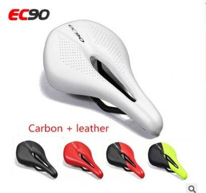 Licensed EC90 seat cushion CARBON full carbon fiber road bike team version Bicycle saddle