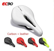 цена на Licensed EC90 seat cushion CARBON seat cushion full carbon fiber road bike cushion team version Bicycle saddle cushion
