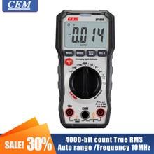 Multímetro digital display atual e tensão cem DT-923B/DT-928 true rms inteligente anti-queima de luz de fundo automático/faixa manual