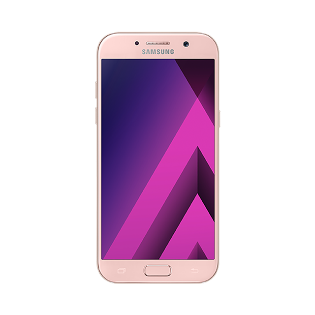 Original Samsung Galaxy A5 (2017) 4G CellPhone Unlocked 5.2'' A520F 3GB+32GB Octa Core Android SmartPhone 16MP LTE Mobile Phone 3