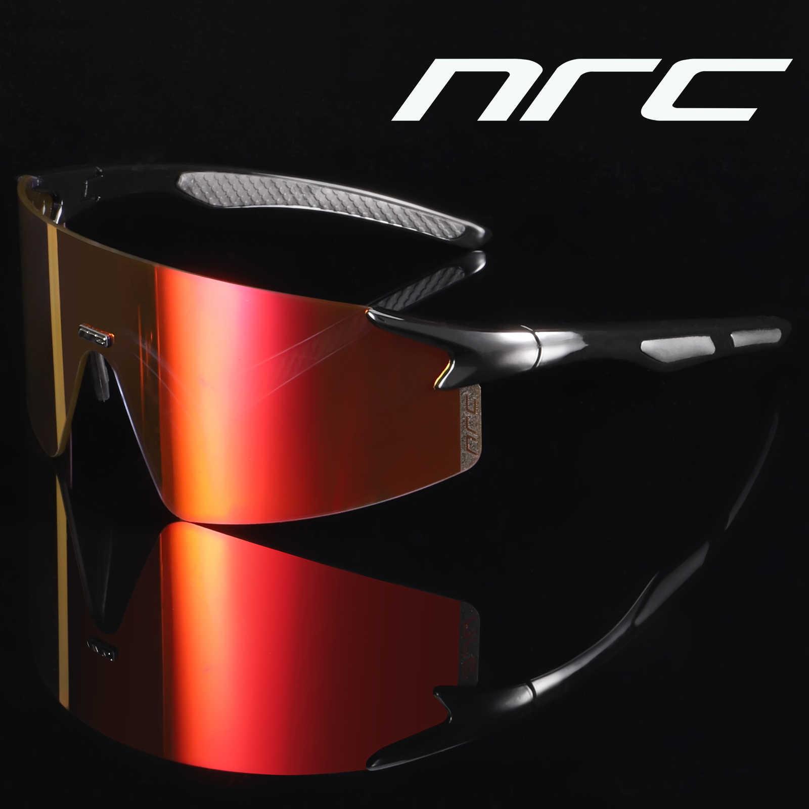Велосипедные солнцезащитные очки NRC, спортивные велосипедные очки, очки для горного велосипеда, велосипедные аксессуары UV400, очки для улицы для мужчин и женщин